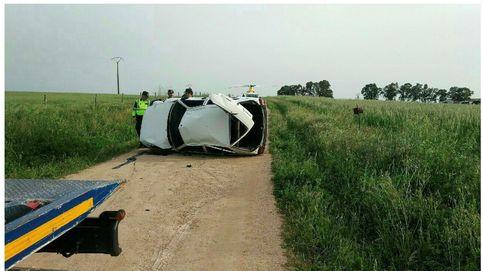 Un muerto y tres heridos en un accidente en Badajoz