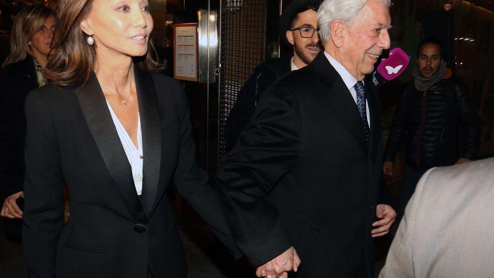 Isabel Preysler y Mario Vargas Llosa, escapada (por trabajo) a Castellón