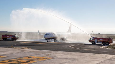Murcia sigue perdiendo vuelos y Aena solo garantiza 46 millones de los 265 gastados