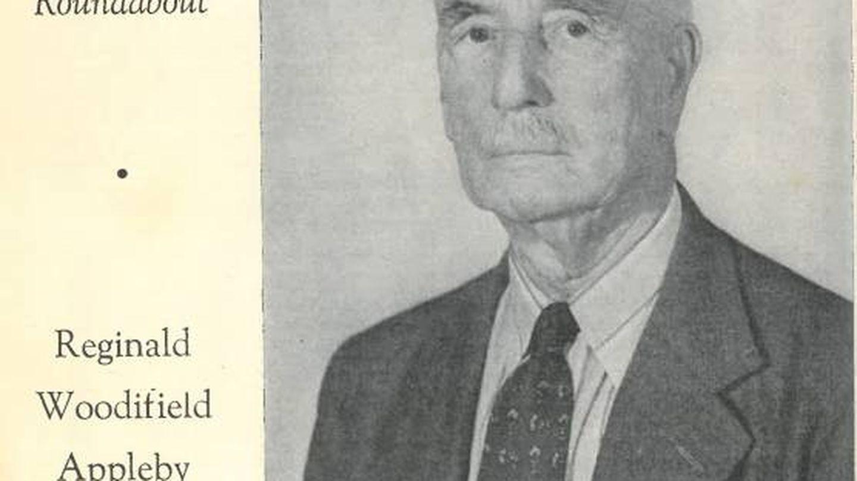 Reginald Woodifield Appleby