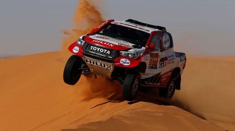Por qué no deberíamos sorprendernos con el Dakar de Fernando Alonso, (o al contrario)