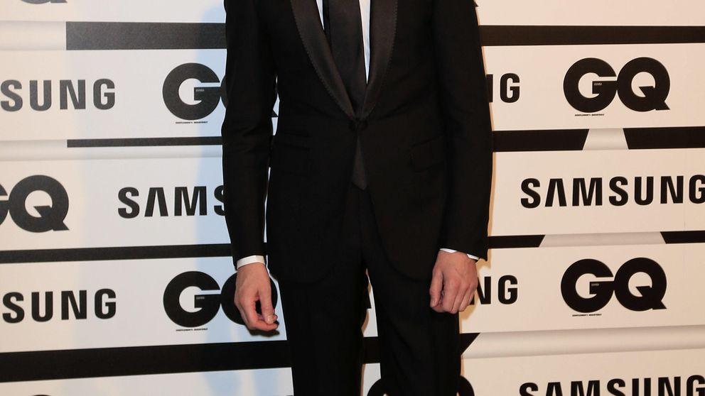 Actores, diseñadores y futbolistas se visten de largo para los premios GQ