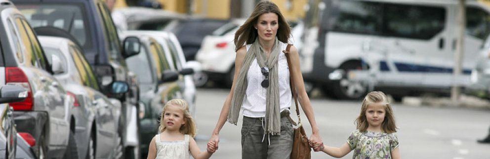 Foto: La princesa Letizia, vacaciones privadas en Portugal sin el príncipe de Asturias