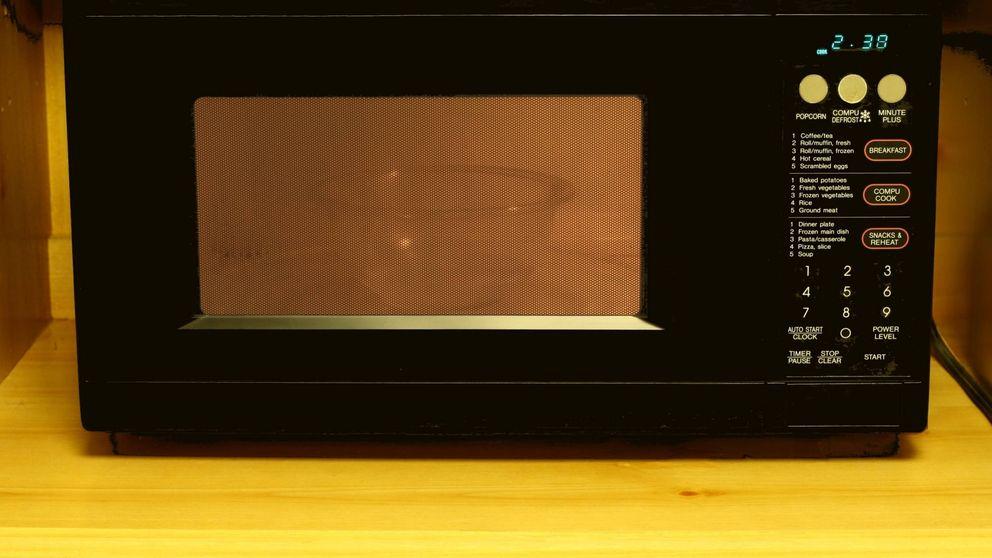 Hervir agua en el microondas tiene más peligros de lo que crees