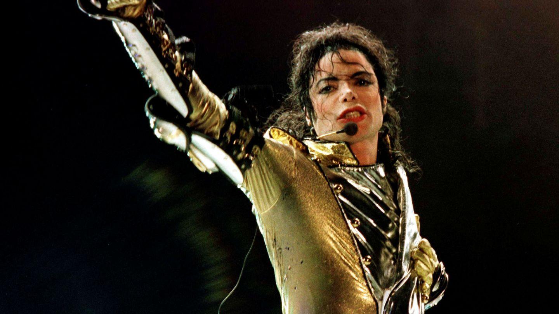 Michael Jackson, durante un concierto en Viena en 1997. (Reuters)