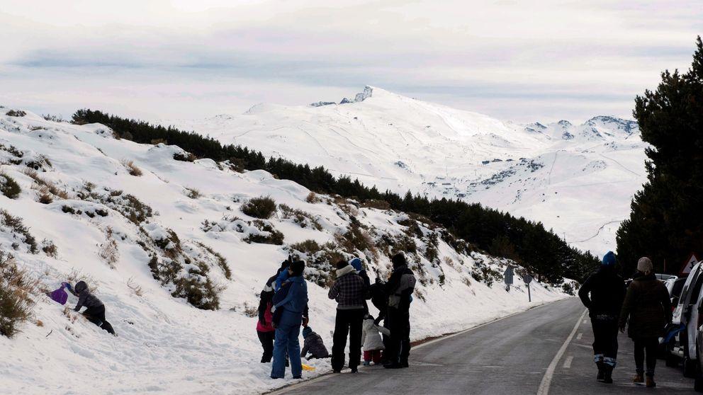 Fallece un montañero que realizaba una ruta por Sierra Nevada