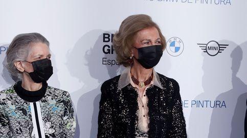 El mantón de Manila de Estrella Morente que entusiasmó a la reina Sofía