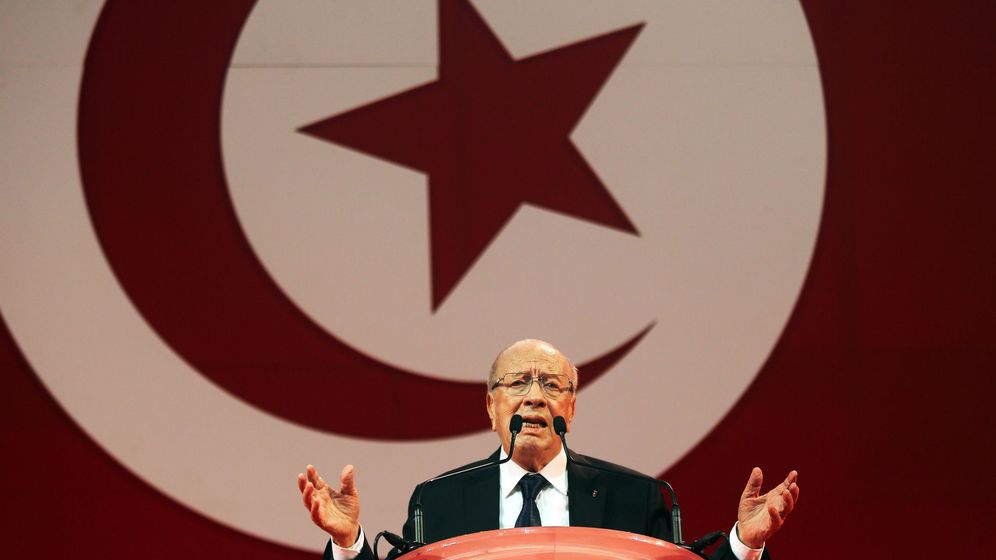 Foto: Beji Caid Essebsi. (Reuters)