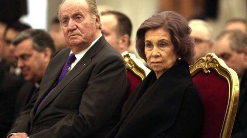 Juan Carlos y Sofía despiden a Plácido Arango (y el comunicado de Felipe y Letizia)