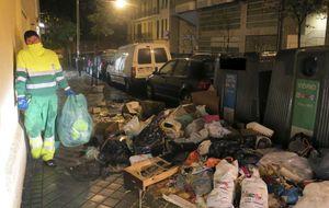 Convocada huelga de limpieza en Madrid a partir del 3 de enero