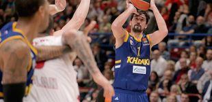Post de Alexey Shved o la fiebre del triple en el baloncesto (y del que se libra el Real Madrid)