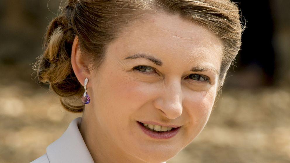 Stéphanie de Luxemburgo revela que no quiere quedarse embarazada