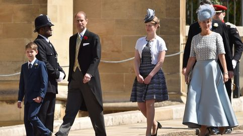 Todos los ojos en Lady Louise, la nieta más desconocida de Isabel II y favorita del duque