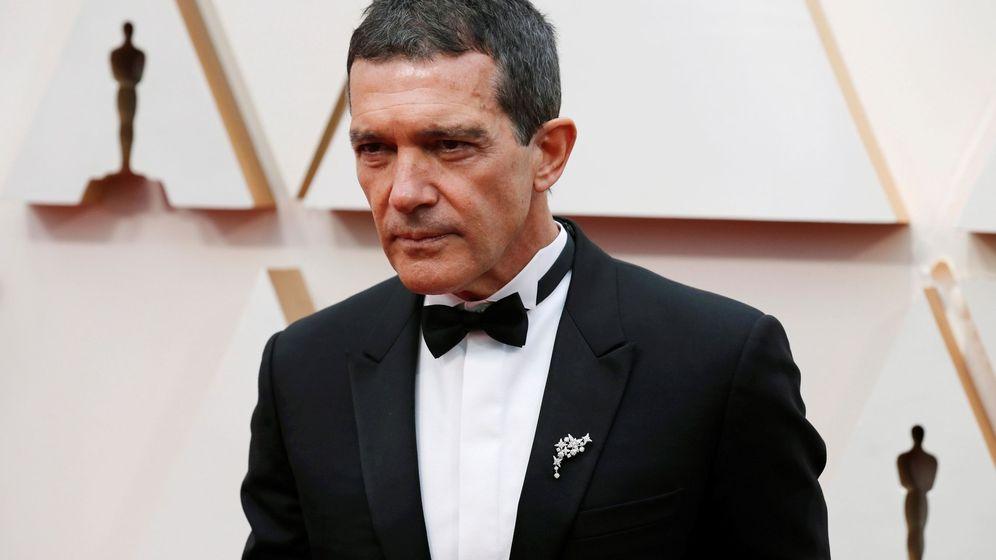 Foto: Antonio Banderas, en los últimos Oscar. (EFE)