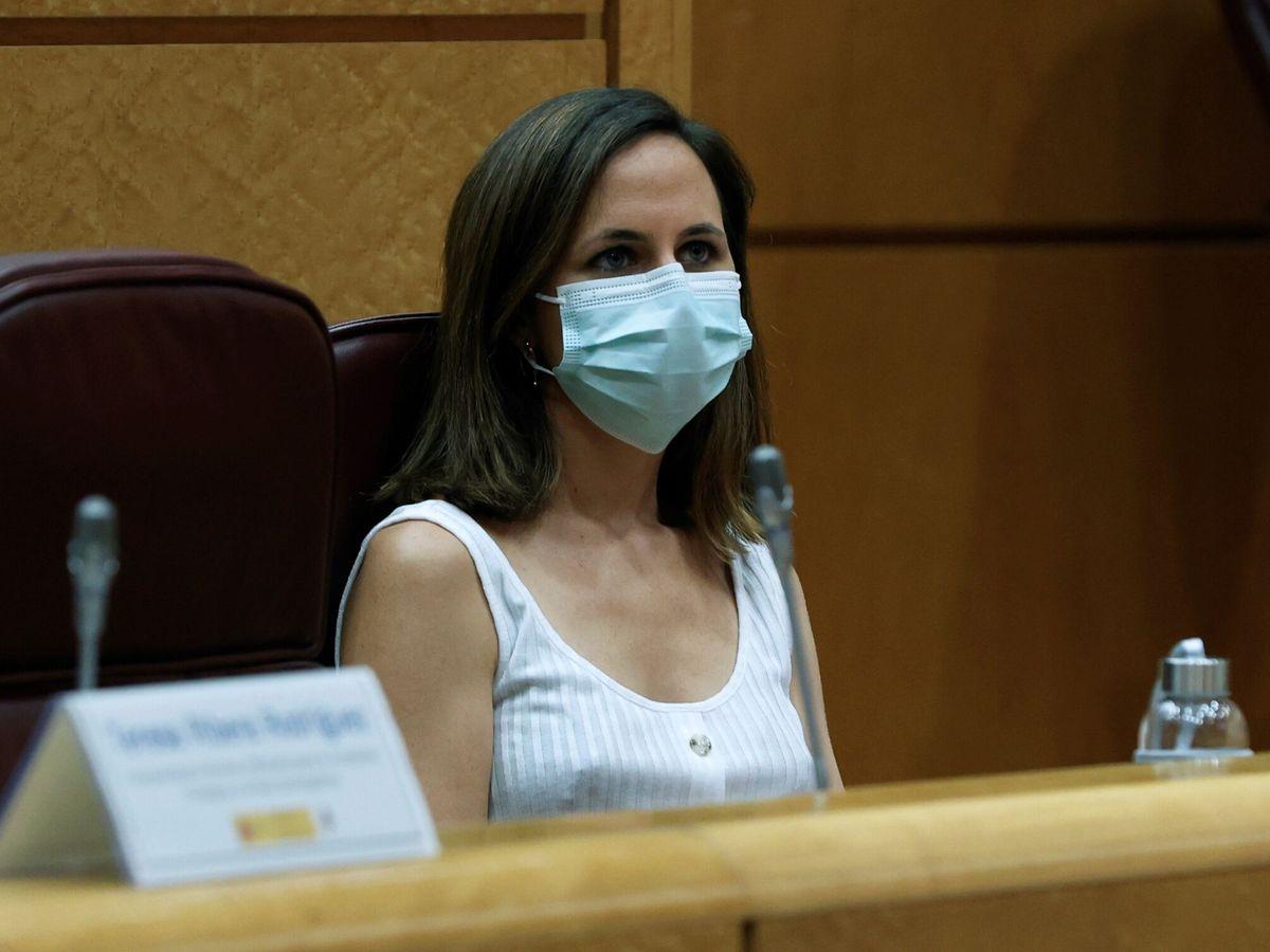 Foto: Ione Belarra, ministra de Derechos Sociales. (EFE)