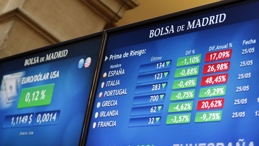 La bolsa rompe por fin al alza gracias al espaldarazo del BCE a la banca
