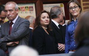 La hija de Isidoro Álvarez: A mi madre le está costando mucho superar su muerte