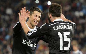 El Real Madrid destila confianza para ganar al equipo que causa burlas en México