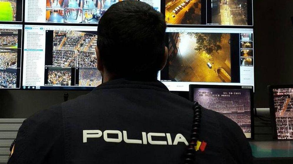 Foto: Investigación de la Policía Nacional sobre la asociación Infancia Libre. (Policía Nacional)