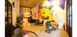 Post de Artte: creatividad y coctelería en el espacio más vanguardista de Barcelona