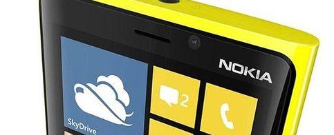 Nokia quiere remontar el vuelo con el Lumia 920