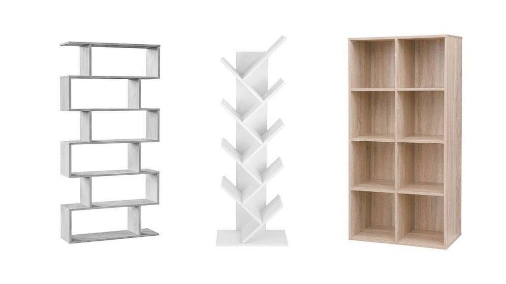 Foto: Librerías, un mueble para almacenar libros y decorar tu casa