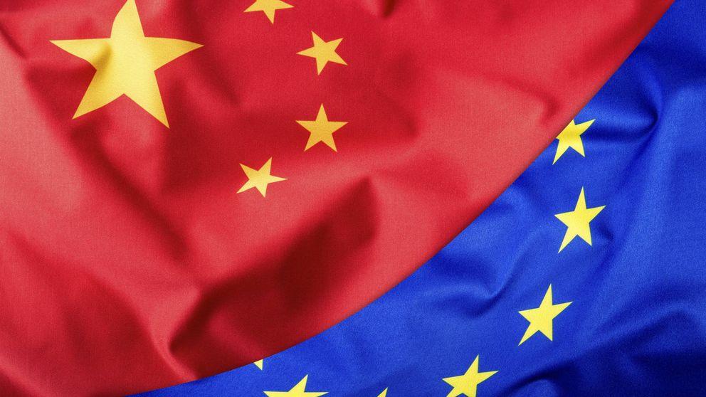La gran empresa europea clama contra China en pleno declive industrial