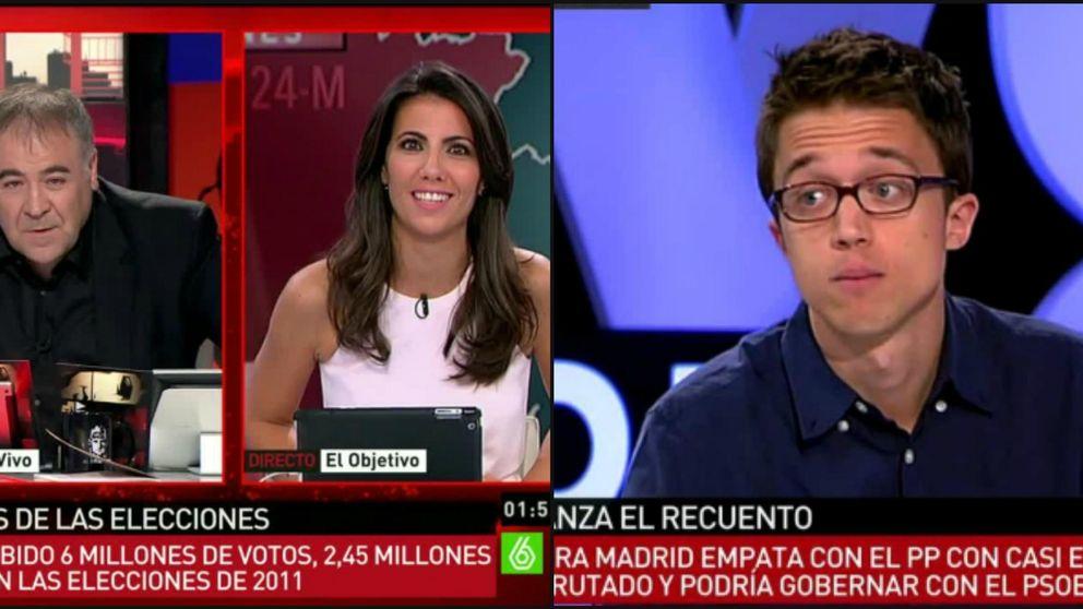La Sexta gana la noche con su especial 'Al rojo vivo: Objetivo elecciones'