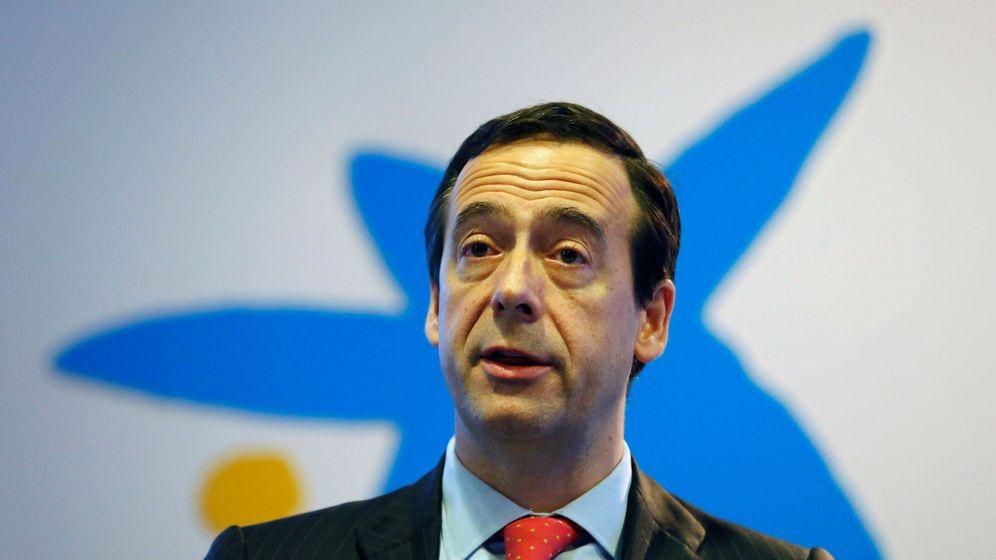 Foto: El consejero delegado de CaixaBank, Gonzalo Gortázar.
