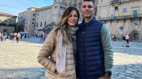 Patricia Cerezo (ex de Ramón García) y Jaydy Michel, juntas en el Camino de Santiago
