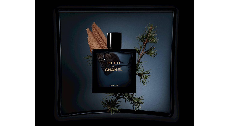 Foto: Nueva piramide olfanita para el 'Parfum Bleu de Chanel', más envolvente.