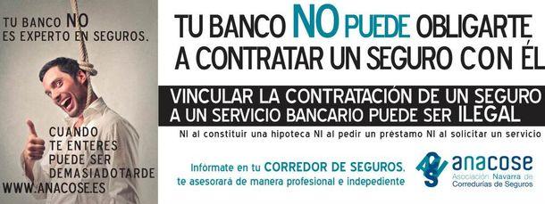 Foto: Si te vas a hipotecar, recuerda: la banca no te puede obligar a contratar ningún seguro
