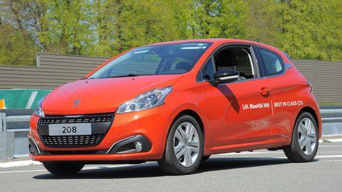 Un Peugeot de récord con 2.0 litros de consumo