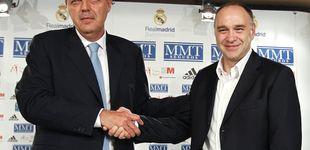 Post de Así es Juan Carlos Sánchez, el brazo armado de Florentino Pérez en guerra con la ACB