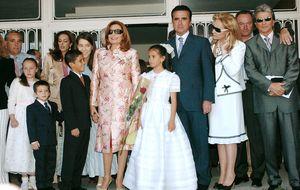 La desintegración de la familia de Rocío Jurado