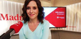 Post de Isabel Díaz Ayuso recula tras el zasca de Telemadrid: