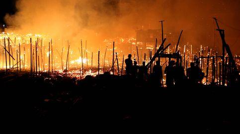 El incendio que ha destruido parte de Manaos