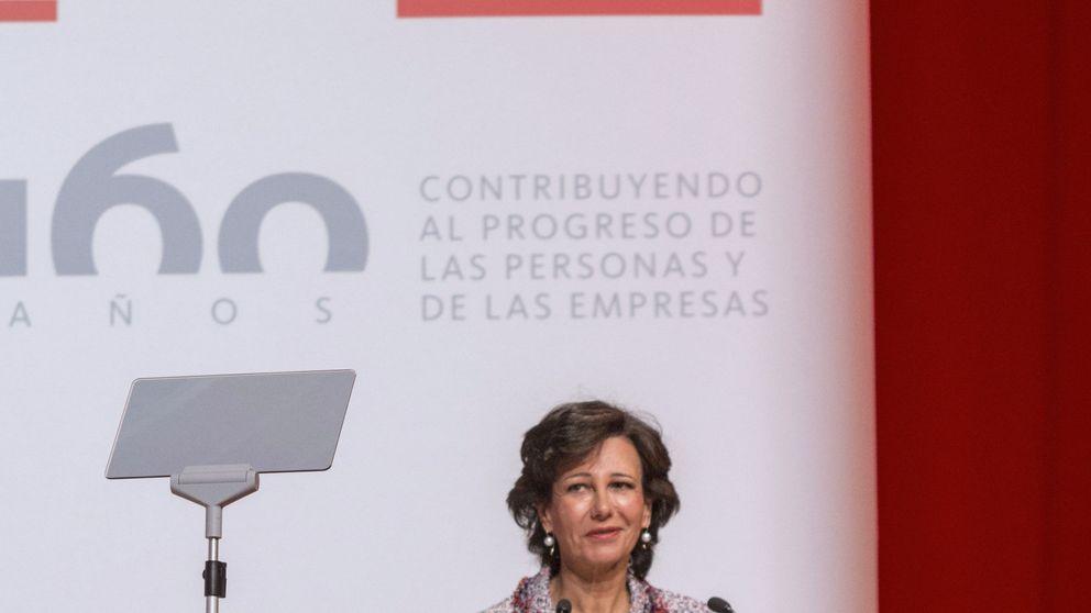 Botín, tras la compra: Es una muestra de nuestro compromiso con España