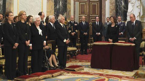 Las Infantas y sus hijos, 'víctimas' colaterales de la regularización de fondos de Juan Carlos I