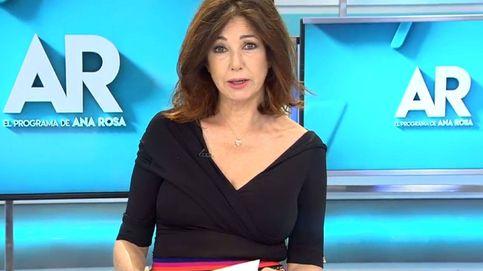 Ana Rosa Quintana despeja las dudas sobre su porvenir en Telecinco