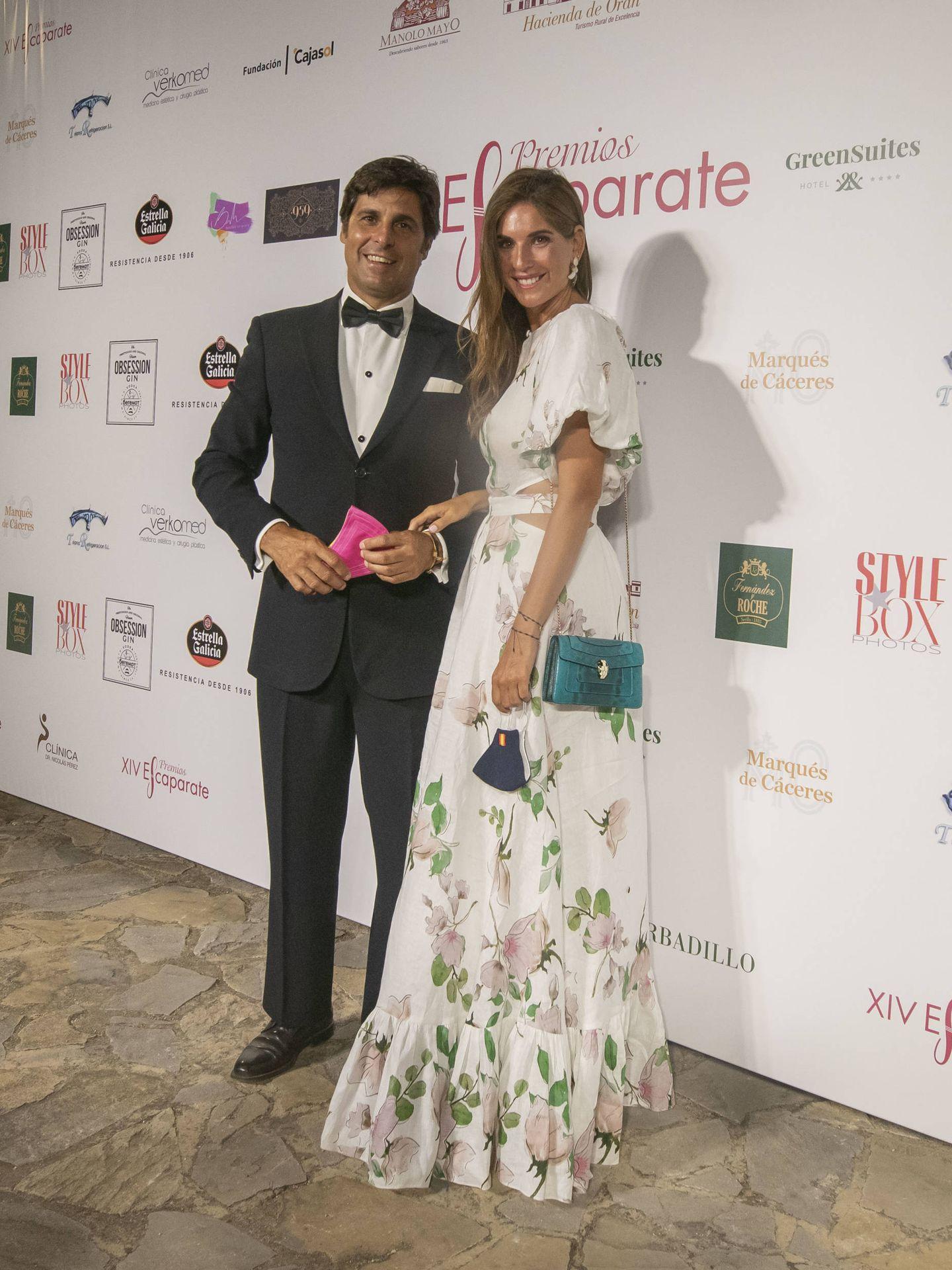 Francisco Rivera y Lourdes Montes. (Cortesía)