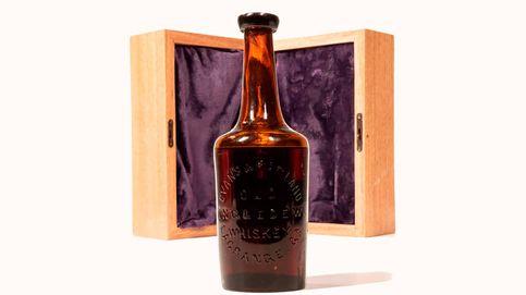 El 'whisky' más antiguo conocido en todo el mundo sale a subasta