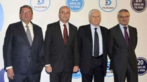 Telecinco venderá su ampliación de capital con un descuento de hasta el 40%