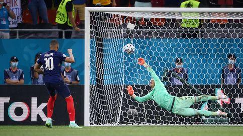 Mbappé falla el penalti decisivo en la tanda y Suiza elimina a la campeona del mundo (3-3)