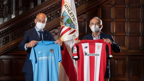 El Athletic 'invade' a la Real, aunque solo puede comprarse lo que está en venta