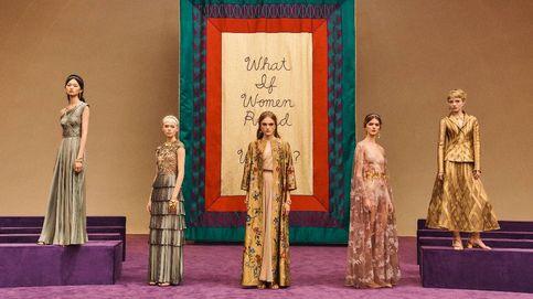 El desfile de alta costura de Dior reúne a diversas celebrities