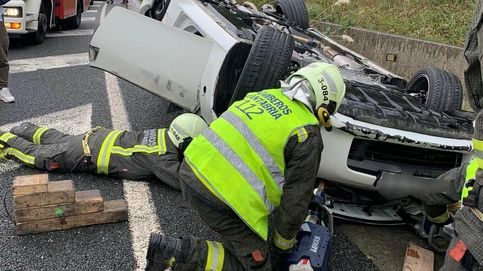 Muere un joven tras chocar con un camión en un accidente en Cantabria