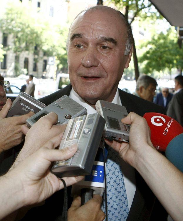 Foto: Antonio Masa, presidente de la Confederación Empresarial Extremeña (CREEX) hasta el pasado febrero. (EFE)
