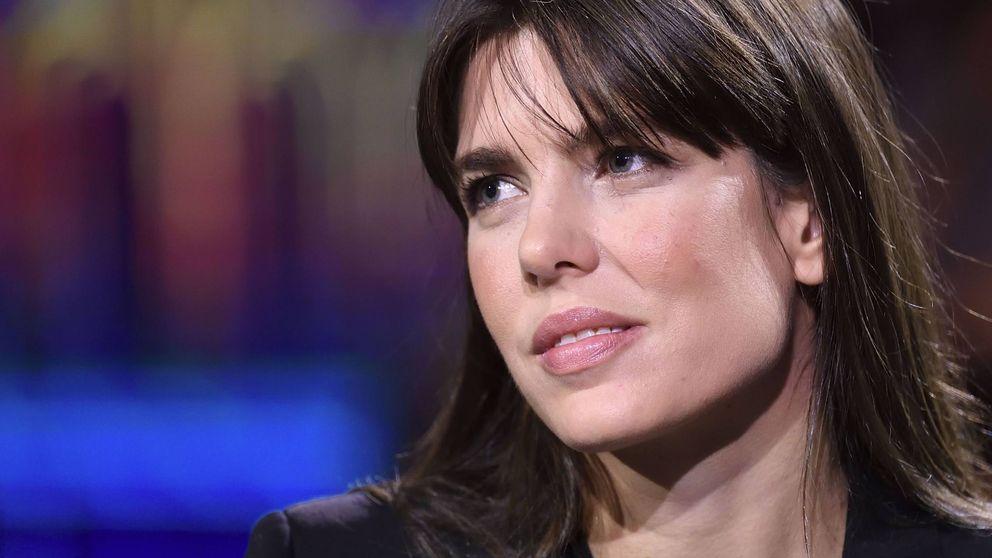 El look hipernatural de Carlota Casiraghi en un programa televisivo