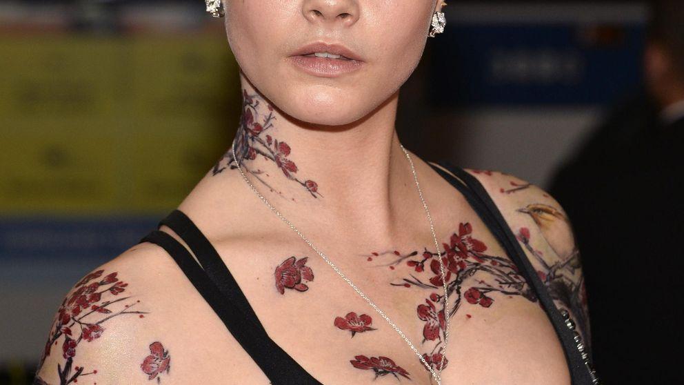 La belleza en la alfombra roja de la gala del MET 2015: de la espalda de Beyoncé a los tatuajes falsos de Cara Delevingne